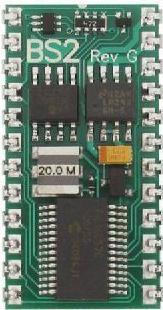 Basic Stamp Microprocessor