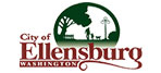 City of Ellensburg logo primary