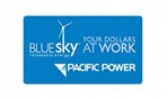 Pacific Power Blue Sky logo primary