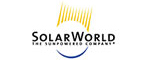 Solar World logo primary
