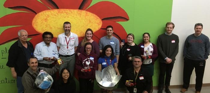 Teacher Group Photo - Branford, CT workshop