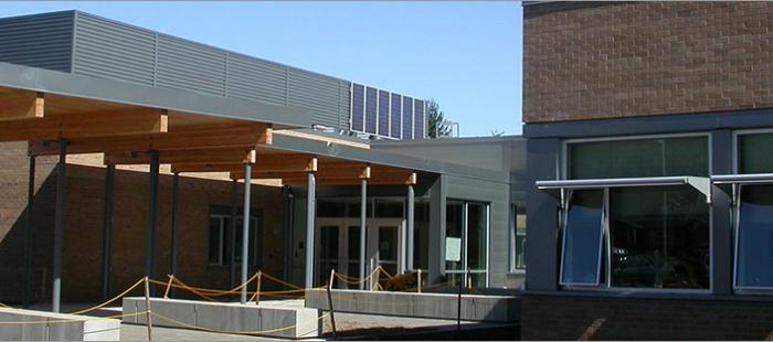 Helen Baller Elementary School feature image