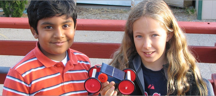 Riverstone Community School feature image