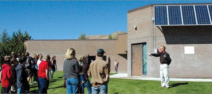 Wood River High School feature image