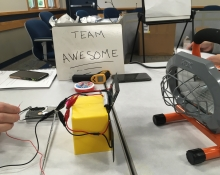 team awesome project